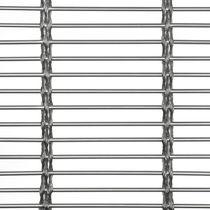 Malla metálica para revestimiento interior / de revestimiento / de acero inoxidable / de malla larga