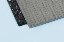 Aislante acústico / de elastómero / para interior / tipo panel