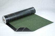 Membrana impermeabilizante para cubierta vegetal / en rollo / de elastómero