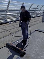 Membrana impermeabilizante para la construcción de puentes / en rollo / sintética / bituminosa