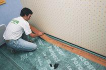 Panel de absorción acústica para paneles / de fibra de vidrio / profesional