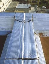 Membrana impermeabilizante para techado / para juntas de dilatación / tipo cinta / de elastómero
