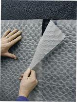 Membrana de drenaje con nódulos / de polipropileno / para drenaje vertical / para paredes