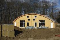 Barrera de vapor de aluminio / para paredes / para tejado