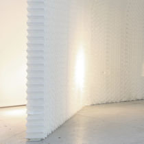 Membrana textil de papel / para tabique / para falso techo / para revestimiento interior