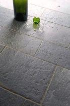 Baldosa de interior / para pavimento / de piedra natural / mate