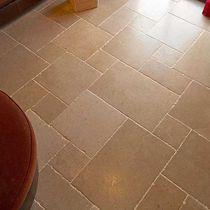 Baldosa de interior / para suelo / de piedra natural / pulida