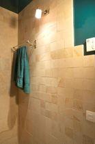Plaqueta de fachaleta de piedra natural / interior