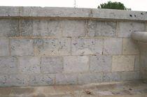 Plaqueta de fachaleta de piedra natural / de exterior