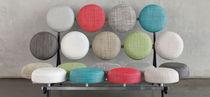 Tela de tapicería / con motivos / sintética / de PVC