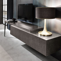 Mueble de televisión moderno / de roble