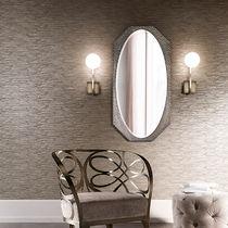 Espejo de pared / suspendido / moderno / de hierro forjado