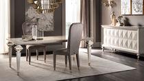 Mesa clásica / de madera / rectangular
