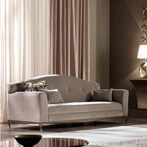 Sofá clásico / de tejido