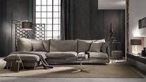 Sofá moderno / de tejido / 3 plazas