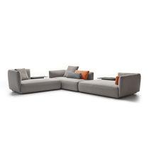 Sofá modular / de esquina / compacto / moderno