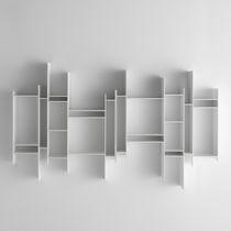 Biblioteca modular / mural / moderna / profesional
