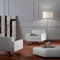 Lámpara de pie / moderna / de cristal de Murano / de interior