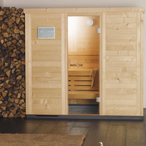 Sauna finlandesa / prefabricada