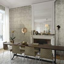 Revestimiento de pared de corcho natural / para uso residencial / impreso / aspecto papel pintado