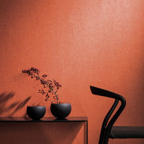 Revestimiento de pared para uso residencial / profesional / no tejido / aspecto tela