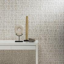 Revestimiento de pared de lino / de viscosa / de bambú / de fibras naturales