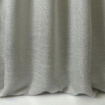 Tela para cortinas / de color liso / de poliéster / de lino
