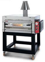 Horno de gas / para uso profesional / para pizzas / con 1 cámara