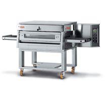 Horno para uso profesional / eléctrico / con transportador / para pizzas