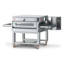 Horno eléctrico / para uso profesional / con transportador / para pizzas