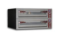 Horno para uso profesional / eléctrico / para pizzas / con 2 cámaras