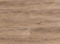 Loseta flexible de interior / de suelo / de PVC / aspecto madera