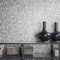 Mosaico de interior / de pared / de metal / 3D