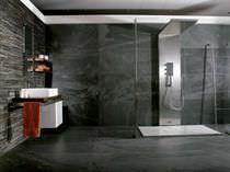 Baldosa de interior / para baño / de pared / de pizarra