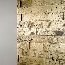 Plaqueta de fachaleta de piedra natural / interior / pulida