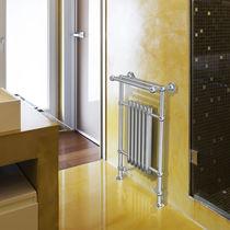 Radiador toallero de agua caliente / de acero / clásico / para baño