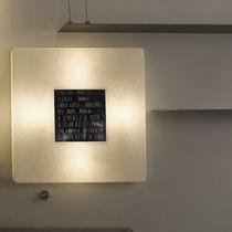 Aplique moderno / de Nebulite® / LED / cuadrado