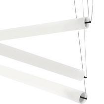 Lámpara suspendida / de diseño original / de metacrilato / de interior