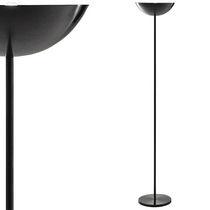 Lámpara de pie / moderna / de acero / de interior