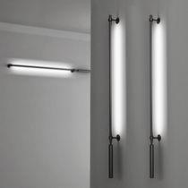 Aplique moderno / de aluminio / lineal