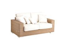 Sofá modular / moderno / de jardín / de resina