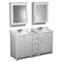 Mueble de baño moderno / clásico / de madera / de pared