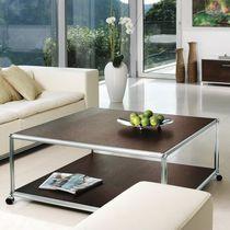 Mesa de centro / moderna / de madera / de interior