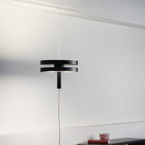 Lámpara suspendida / moderna / de metal / de interior