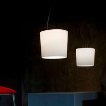 Lámpara suspendida / moderna / de vidrio / de vidrio soplado
