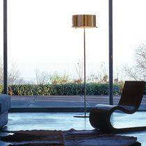 Lámpara de pie / moderna / de vidrio / de interior