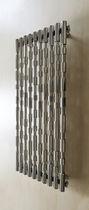 Radiador de agua caliente / de metal / moderno / vertical