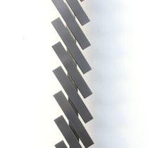 Radiador eléctrico / de acero inoxidable / de diseño original / vertical
