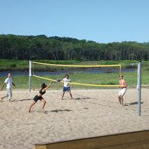 Red de voleibol para parque infantil