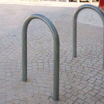 Barrera abatible para aparcamiento